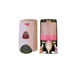 Manual Liquid Soap Dispenser with Bottle T-924 ABS